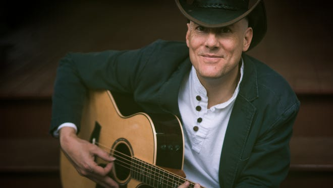 David LaMotte will perform at his album release party at 8 p.m. Sept. 2.
