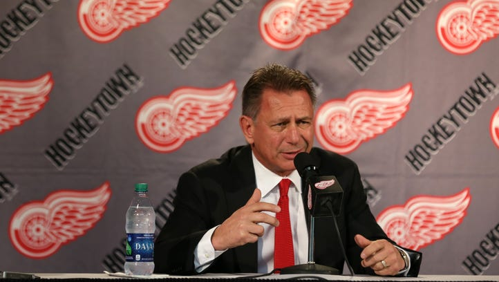 Red Wings making lots of calls, but budget limits free agency options