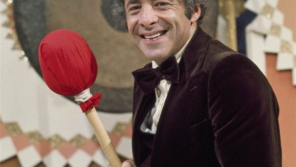 """Game shows gong wild: Chuck Barris hosted """"The Gong"""