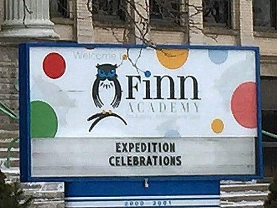 Elmira's Finn Academy charter school got a favorable