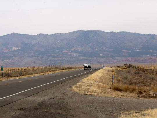 Carrizo Mountain is part of the more than 700,000 acres of forestland across the Navajo Nation.