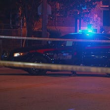 A man was shot near the intersection of Boulevard and Irwin Street in northeast Atlanta