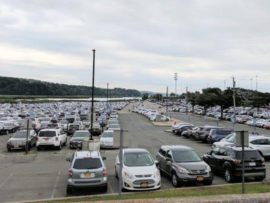 The village already sells quarterly parking permits