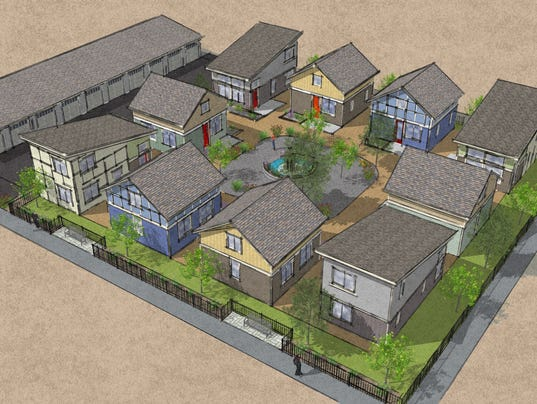 New Tiny house Community Planned For Downtown Reno