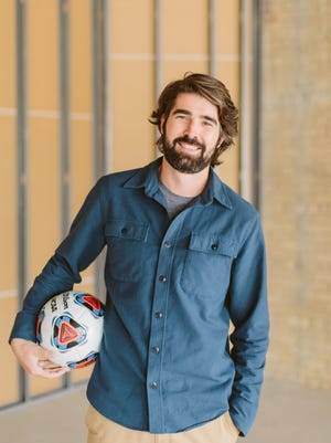 John O'Reilly, University of Wisconsin-Green Bay soccer coach, is among the bachelors who will be featured at YOU Magazine's party Thursday at The Libertine.