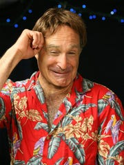 Robin Williams tribute comedian Roger Kabler