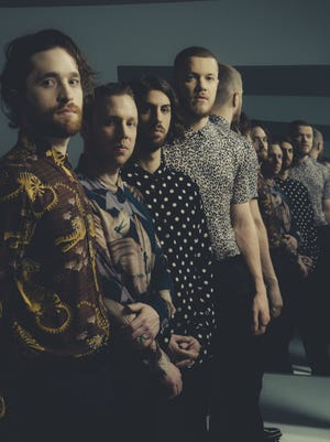 Imagine Dragons were among the artists scheduled to perform at the second annual Lost Lake Festival 2018 in Phoenix October 19-21.