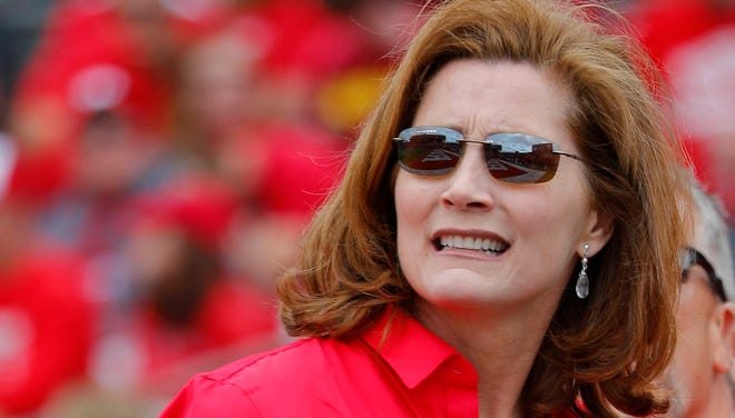 "Rutgers athletics director Julie Hermann sees the bid for stipends as ""the right idea,"" but the first effort was hastily executed."