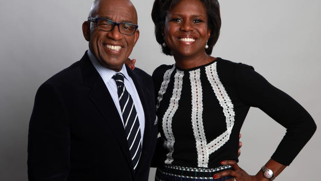 Al Roker and Deborah Roberts' new book, 'Been There, Done That: Family Wisdom for Modern Times,' is about their marriage and raising three kids.