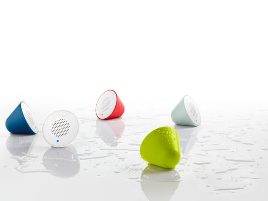 Moxie showerheads can bring quality audio to your shower.
