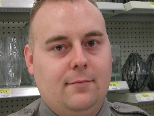Deputy Shane Ribbing