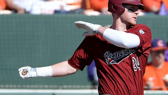 Baseball America has ranked North Buncombe alum Alex