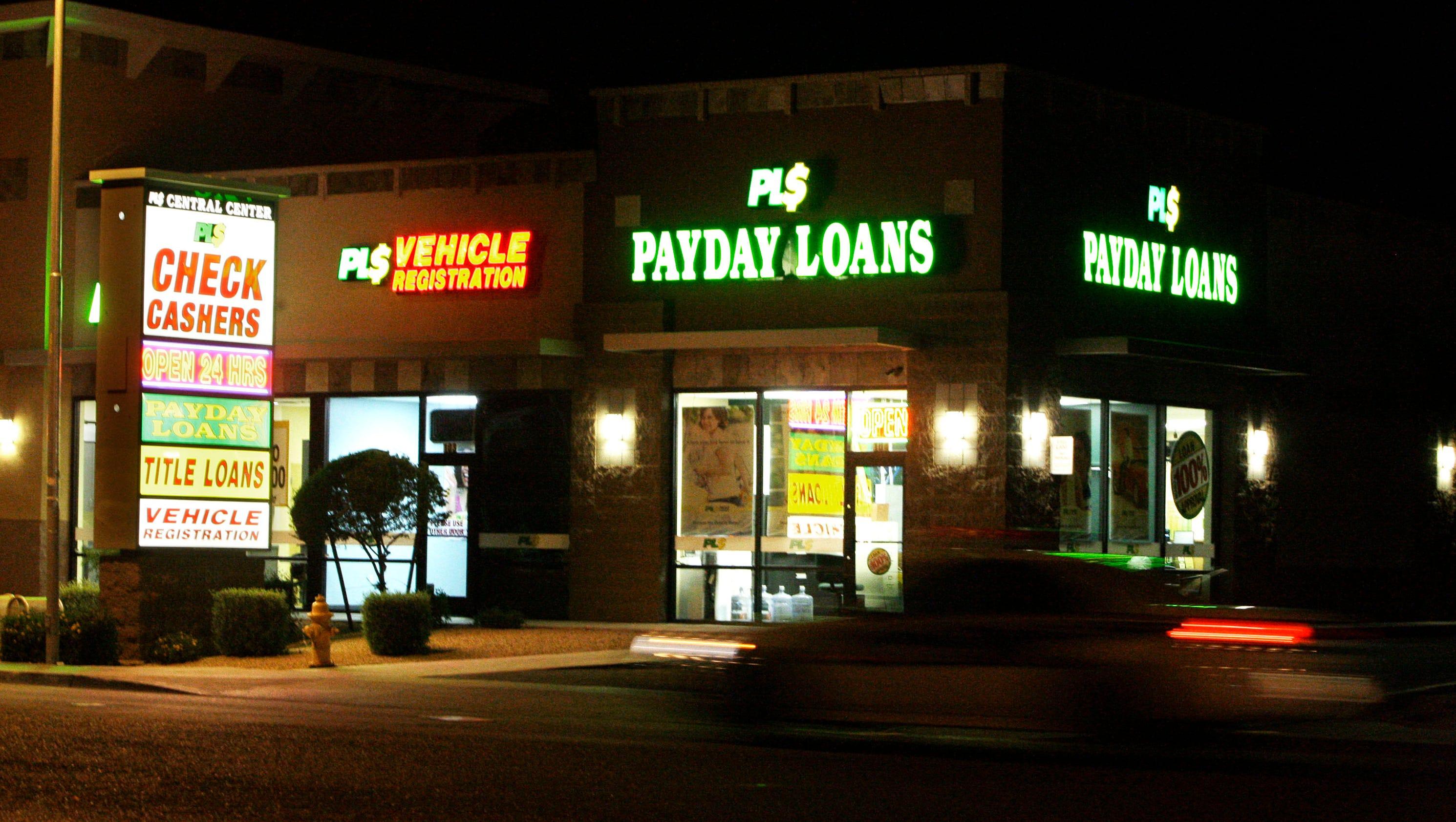 payday loans cfsa member