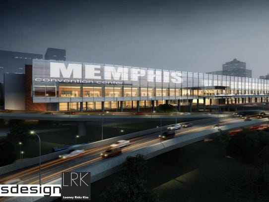The Memphis Cook Convention Center could be renovated,