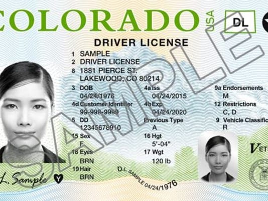 colorado drivers license address change