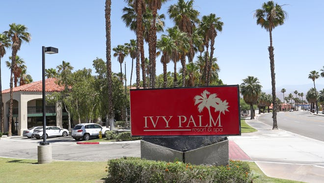 The Ivy Palm Resort and Spa in Palm Springs is under new ownership, May 30, 2018.