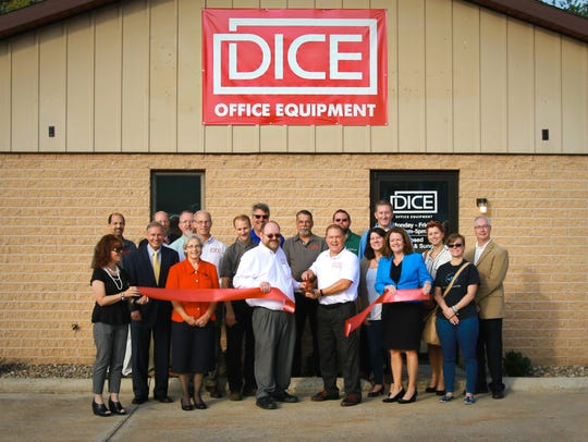 Dice Office Equpment is now open at 20 Commerce Avenue,