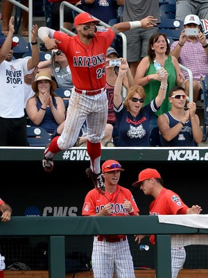 Yeah, the Arizona Wildcats are pretty excited.