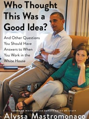 Book cover, 'Who Thought This Was a Good Idea?' by