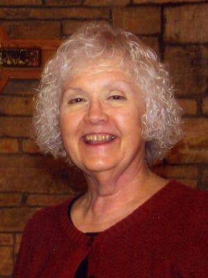 Ramona (Merritt) McCaw, 83