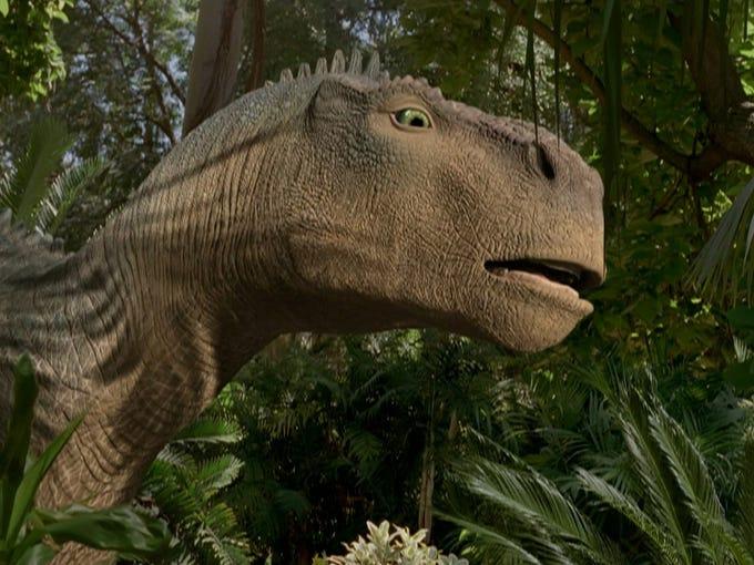 "10. ""Dinosaur"" | It's got all the hallmarks of a classic"