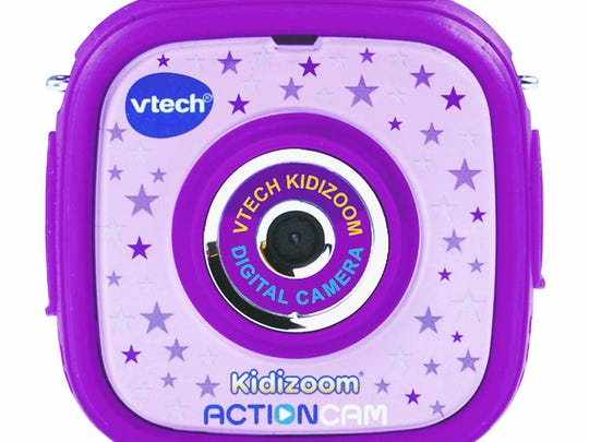 Whether riding a skateboard or racing a bike, some kid in your life would probably appreciate having a way to capture the action on video. That's where the Kidizoom Action Cam from VTech comes into the picture.