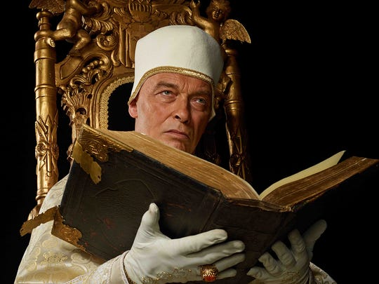 Pope Sixtus IV (James Faulkner)