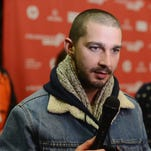 """Actor Shia LeBouf attends """"The Necessary Death Of Charlie Countryman"""" premiere at Eccles Center Theatre during the 2013 Sundance Film Festival on January 21, 2013 in Park City, Utah."""