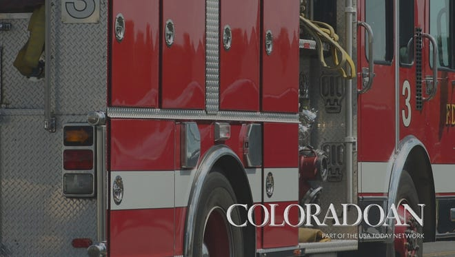 First responders were called out on a report of a structure fire on the 1000 block of South Lemay Avenue near Poudre Valley Hospital early Saturday morning.