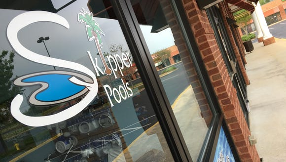 Skipper Pools recently opened their first retail store.