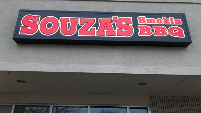 Souza's Smokin BBQ has closed in 2017. The restaurant debuted in 2009.