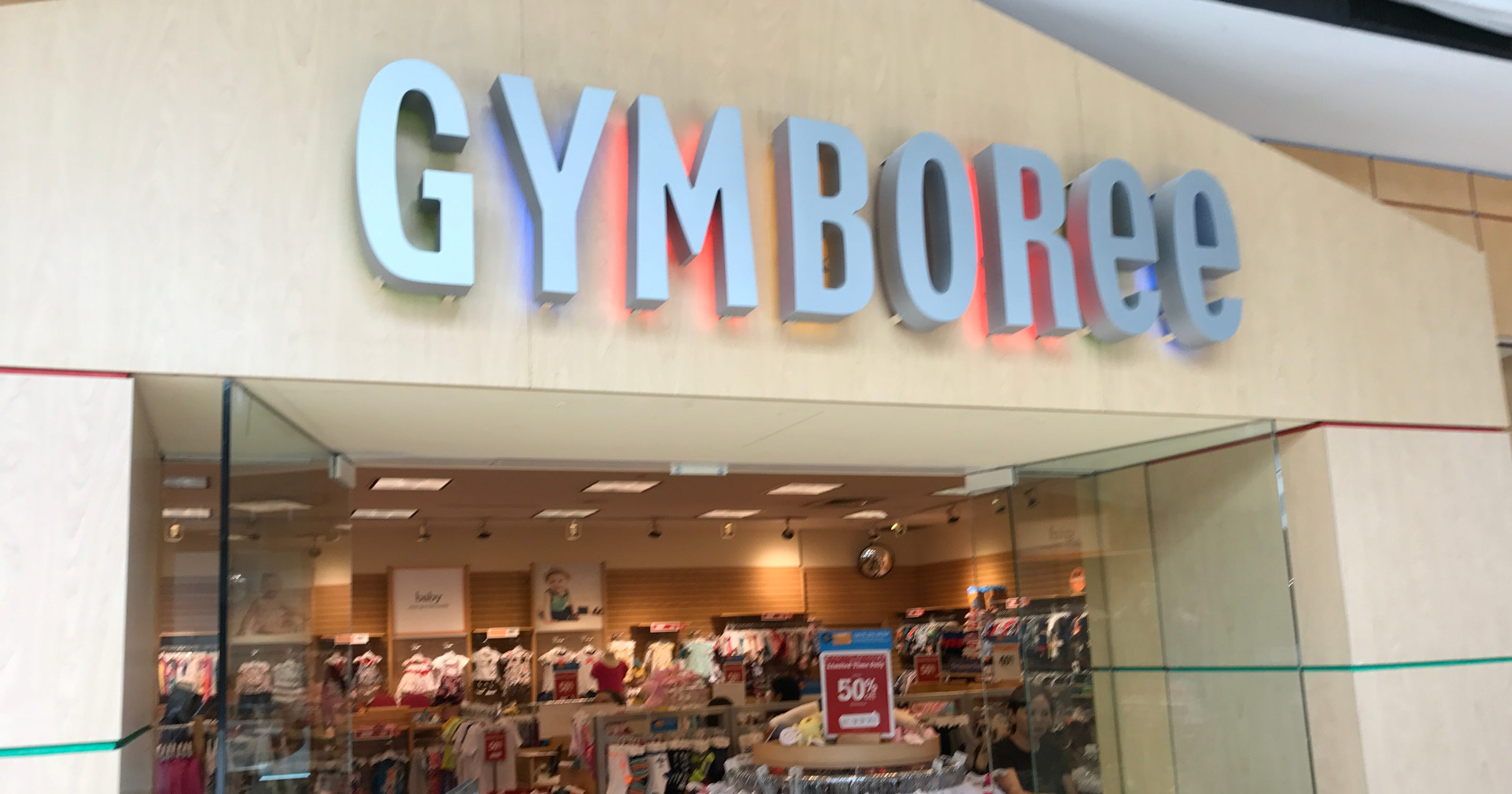 5dff51cfd If Gymboree files for bankruptcy, North Jersey stores may shutter