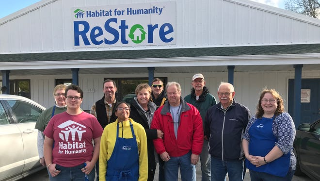 Habitat for Humanity ReStore in Sturgeon Bay is the beneficiary of donations from New Confort Furniture and Mattress, which is going out of business in the city.
