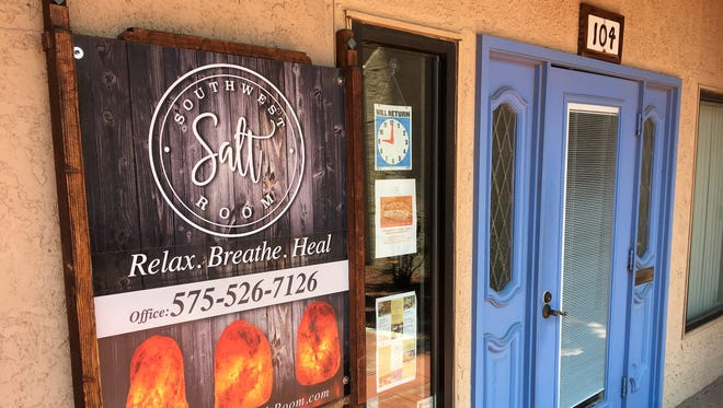 The Southwest Salt Room brings halotherapy in a mild spa setting to Las Cruces.