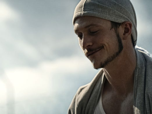 Jonathan Tucker is Low Key Lyesmith, a young prison