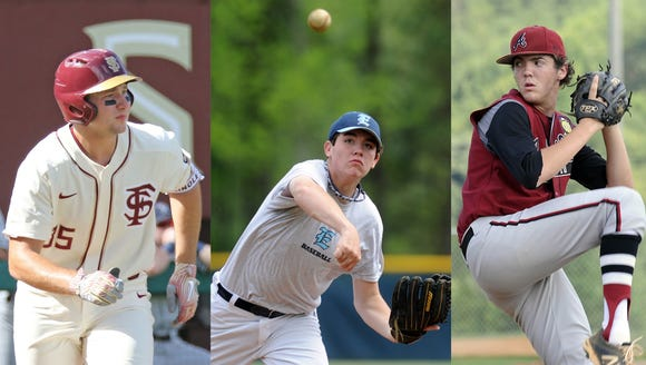 Many former WNC baseball starts have been drafted by