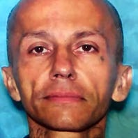Suspected Houston serial killer caught following car chase