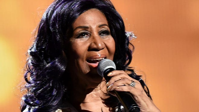 105.9 FM is blanketing its coverage of the Queen of Soul, and is playing remembrances from listeners in between songs.