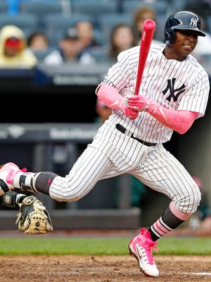 May has not been a good month for Yankees' shortstop Didi Gregorius