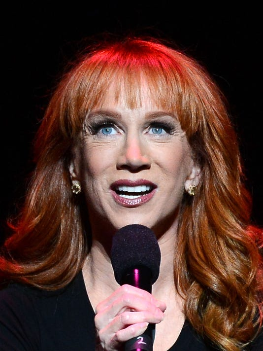 Kathy Griffin Performs At The Dolby Theatre