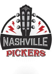 Nashville Pickers logo