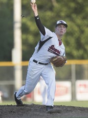 The SPASH rotation took a hit this spring when Joe Strigel, a unanimous All-Wisconsin Valley Conference pick as junior, was sidelined from pitching due to an injury.
