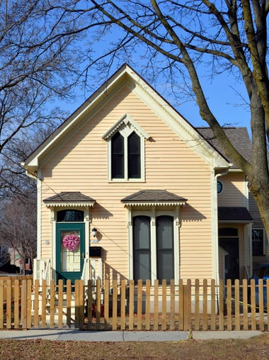 This 1872 home, part of the historic Milwaukee's Spaces