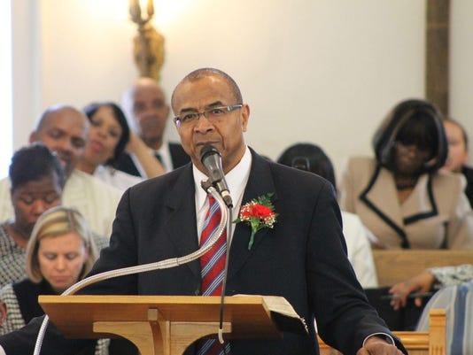 Pastor W.J. Jackson
