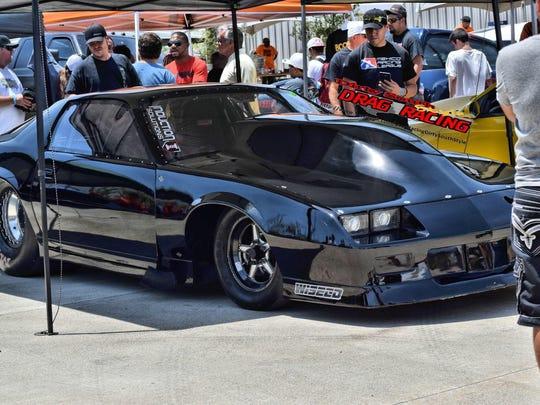 racing vehicle