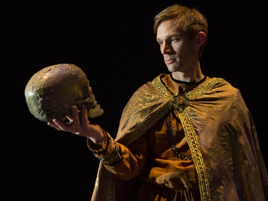 BJU Classic Players presents Hamlet 2016