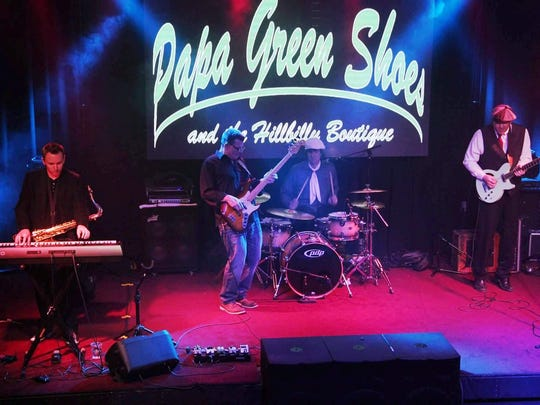 Papa Green Shoes