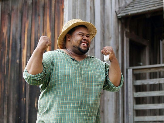 Michael Twitty is a culinary historian and living-history interpreter.