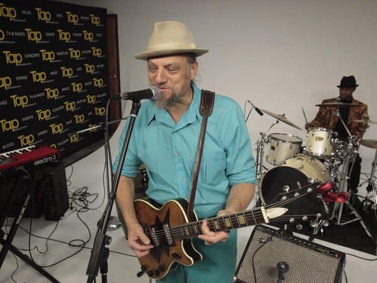 Celebrated Milwaukee musician Paul Cebar will be inducted into the Wisconsin Area Music Industry Awards' Hall of Fame Sunday at Turner Hall Ballroom, and will perform a set during the ceremony.