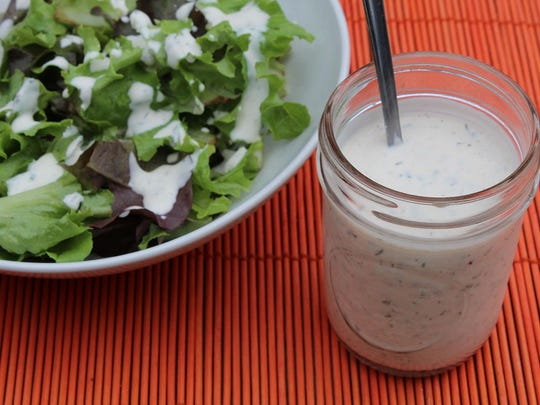 Ranch dressing is its own food group.